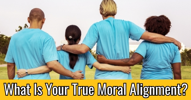 What Is Your True Moral Alignment?