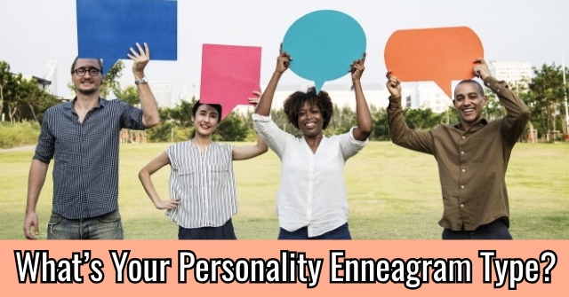 What's Your Personality Enneagram Type?