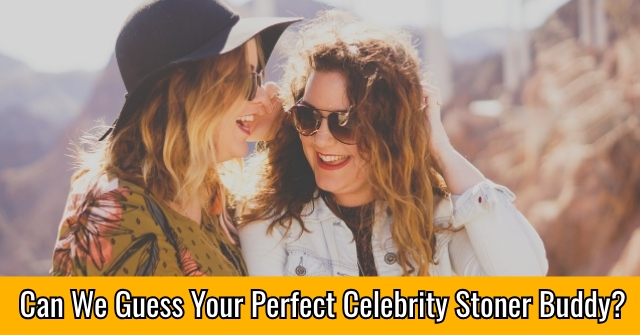 Can We Guess Your Perfect Celebrity Stoner Buddy?