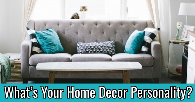 What's Your Home Decor Personality?