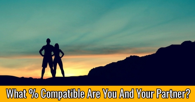 What % Compatible Are You And Your Partner?