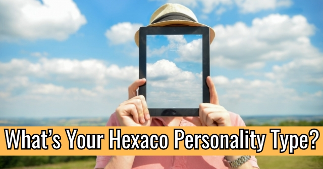 What's Your Hexaco Personality Type?