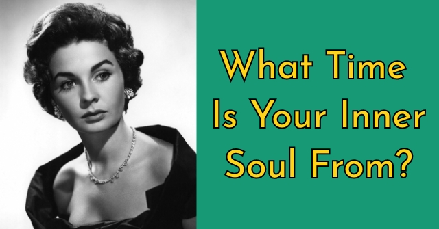What Time Is Your Inner Soul From?