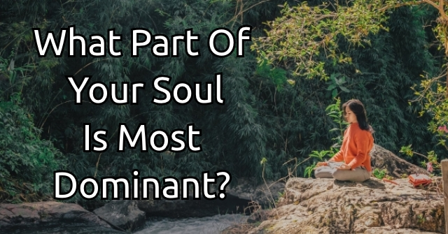 What Part Of Your Soul Is Most Dominant?